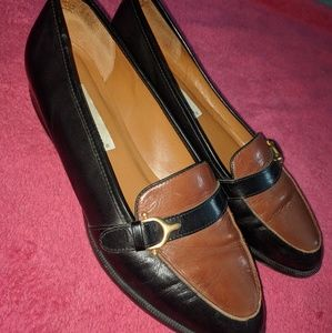 """Vintage Etienne Aigner """"Tracy"""" loafers"""